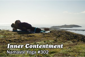 Post image for Namaste Yoga 302 Focused Living Series Inner Santosha and Contentment