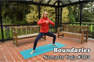 Post image for Namaste Yoga 303 Focused Living Tapas Continue Refining