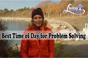 Post image for Best Time of Day for Problem Solving