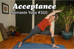 Post image for Namaste Yoga 310 Awakening Your True Self Series: Acceptance