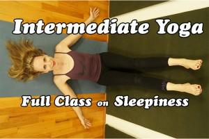 Post image for Awakening Your True Self Series Boredom a Calming Restorative Yoga Class : Namaste Yoga 322