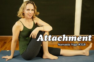 Post image for Namaste Yoga 318 Awakening Your True Self Series Attachment