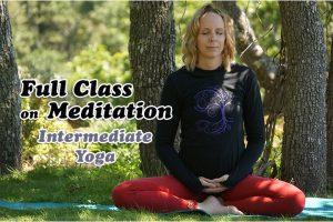 Post image for Namaste Yoga 331 Awaken Your True Self Series, The Six Paramitas or The Six Perfection, Dhyana Paramita or The Perfection of Meditation