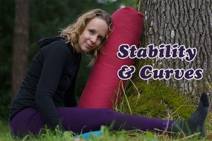 Post image for Round Bolster or Rectangle Bolster: Restorative Yoga Masterclass : Yoga with Melissa Episode 334