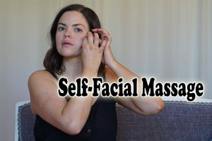Post image for Self Facial Massage
