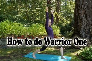 Post image for How to do Warrior One