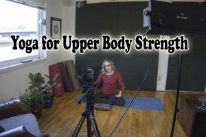Post image for Yoga for Upper Body Strength