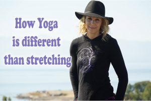 Post image for How is Yoga Different than Stretching?