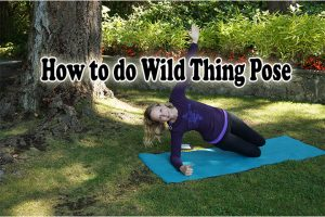 Post image for How to do Wild Thing Pose