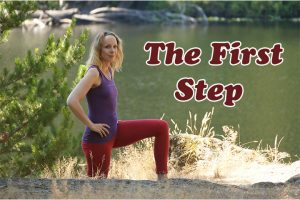 Post image for Yoga with Melissa 346 Poetry in Motion The First Step