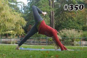 Post image for Yoga with Melissa 350 Back to School Yoga: Yoga is Not Stretching, Yoga for Flexibility