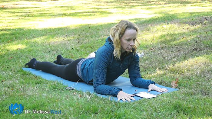 Prasarita Padottanasana Twist Yoga with Melissa 352 ...