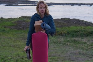 Post image for Yoga with Melissa 357, Yoga for Balance: Warrior Three