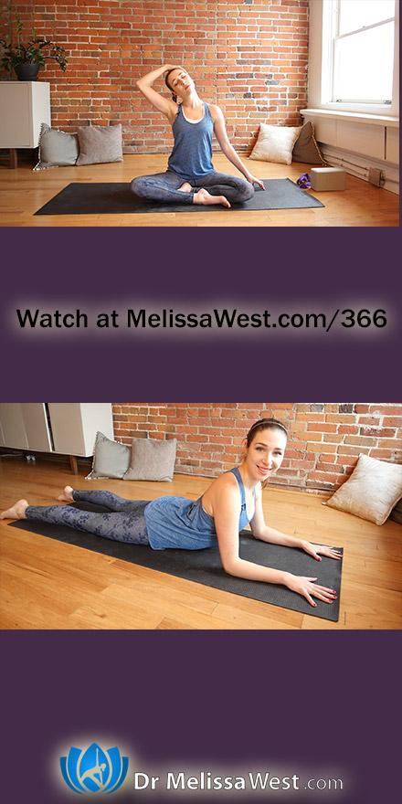 Beginner Friendly Yin Yoga Class with Kassandra: Episode 366