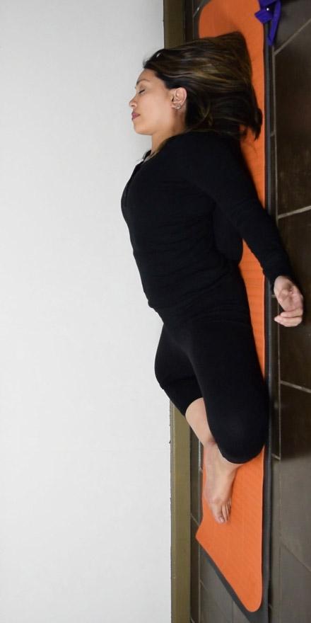 Yin Yoga for Beginners with Maris Aylward of Yoga Upload