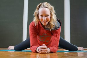 Post image for Yoga with Melissa 374 Heart Stabilization Series: Take One Seat