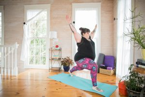 Post image for Body Positive Yoga with Amber Karnes : Yoga with Melissa 384