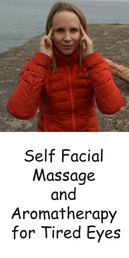 That self facial massage