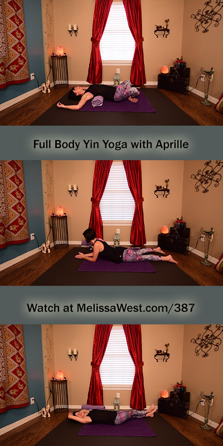 Full Body Yin Yoga from Head to Toes an All Levels Class