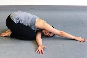 restorative yoga without props  fulllength yoga class
