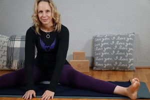 Post image for Yin Yoga Pose for Menstrual Cramps
