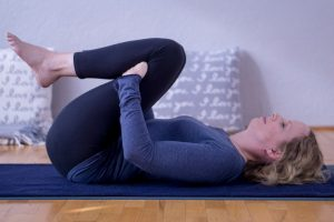 Post image for Back Pain Relief with Yoga from Standing all Day   30 Day New Year Challenge   Yoga Day 24