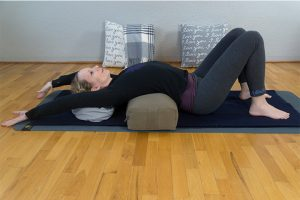 yin yoga poses for shoulders