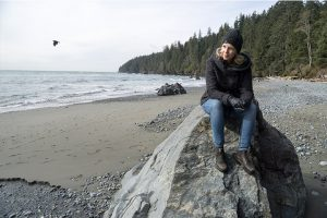 Post image for Hiking Mystic Beach BC