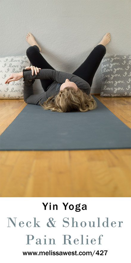Yin Yoga for Neck and Shoulder Pain Relief | Intermediate 60