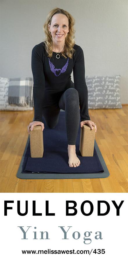 Full Body Yin Yoga | 60 mins Intermediate | Yoga with Dr
