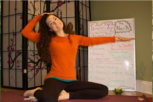 Post image for Therapeutic Yoga For the Neck: Special Guest Laura Goellner from LauraGyoga