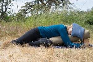 Post image for 10 Ways to Use Yoga Sandbags in Restorative Yoga Practice
