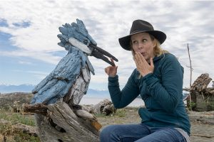 Post image for Driftwood Art at Esquimalt Lagoon