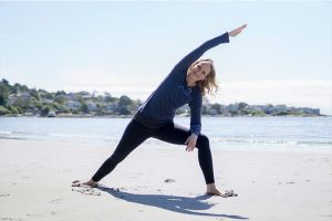Post image for Guaranteed No Stress Beginner Yoga Routine   Yoga with Dr. Melissa West 441
