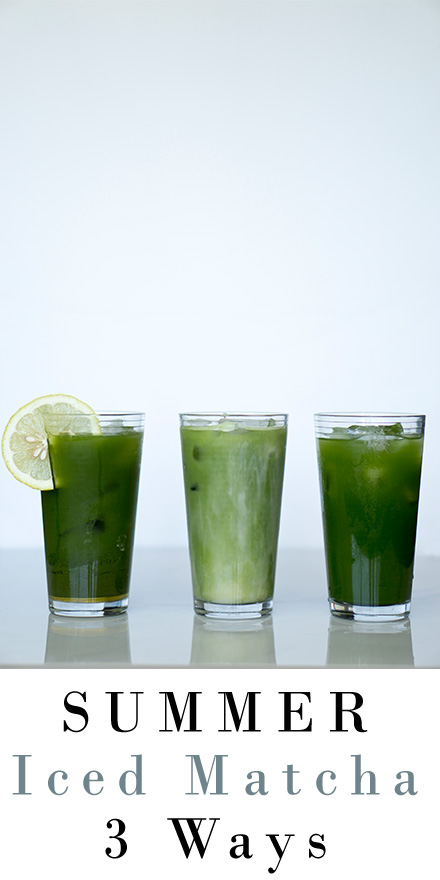 Get the Most Out of Your Matcha This Summer: Iced Matcha 3