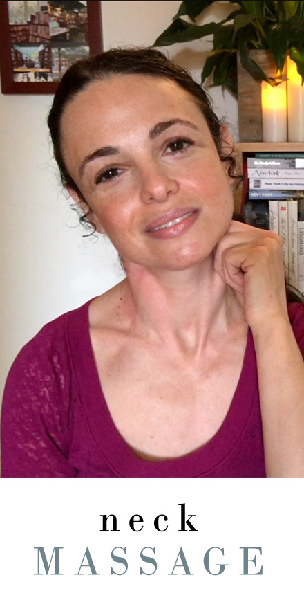 How to alleviate neck pain with self massage and myofascial release