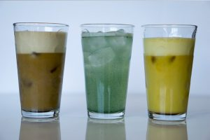 Post image for 3 Ways to Reinvent Your Iced Lattes: Iced Chai Latte, Iced Turmeric Latte, and Mermaid Lemonade