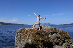 Post image for Best Bakery Near Victoria BC plus an Easy Hike with Beautiful Views