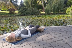 Post image for Ayurvedic Yoga Evening Routine for Anxiety | Vata Dosha