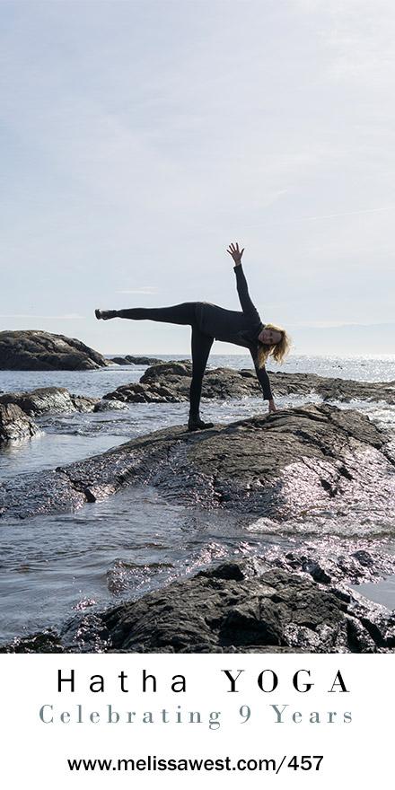 Hatha Yoga Bedtime Sequence: Yoga with Melissa 457   Yoga