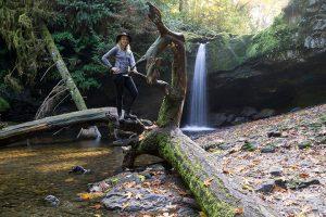 Post image for Stocking Creek Waterfall – Vlog 135