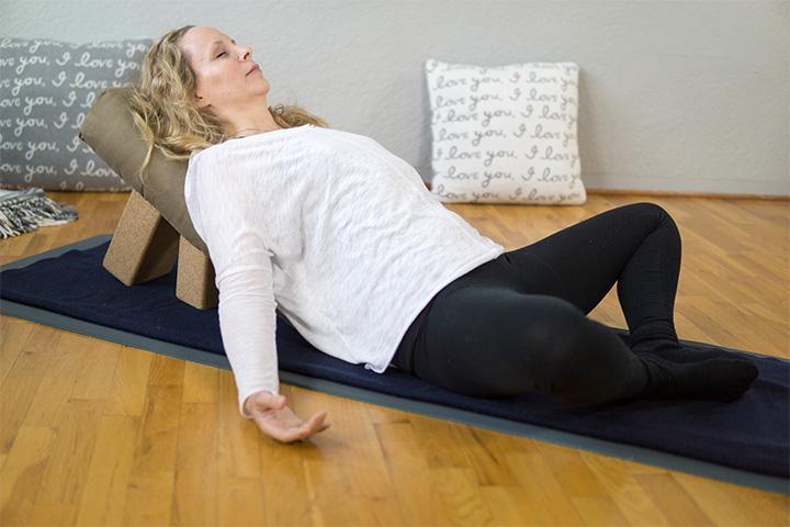 Restorative Yin Yoga Sequence | Yoga with Melissa 458 | Yoga