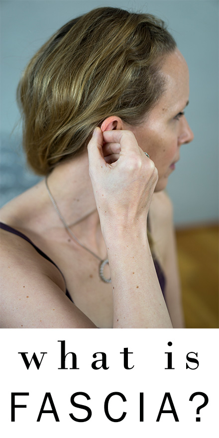 What is Fascia Release? Neck Release for Neck Pain Yoga Lifestyle