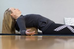 Post image for Restorative Yoga with Self Myofascial Release | Yoga with Melissa 471