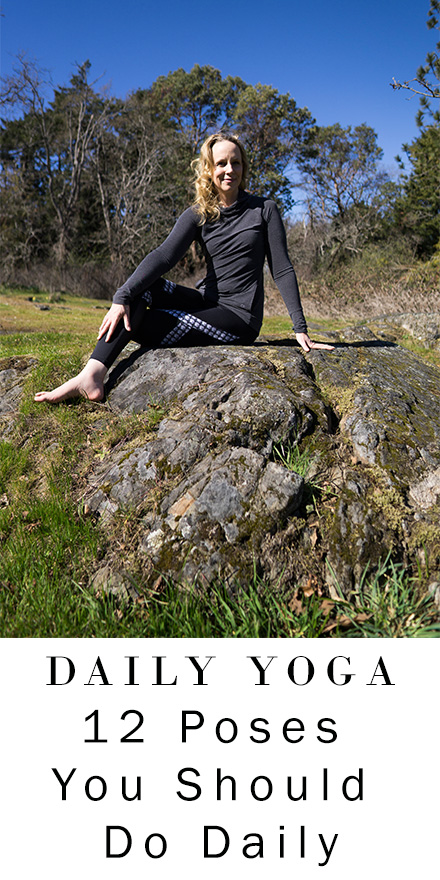Daily Hatha Yoga Routine 12 Poses You Should Do Daily   Yoga