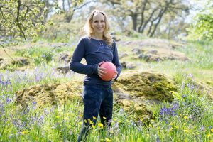 Post image for Self Myofascial Release for the Triple Warmer Meridian Using the Slo Mo Ball