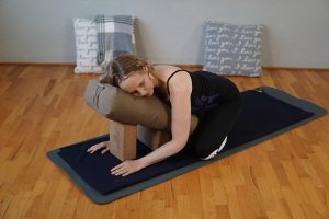 Post image for Restorative Yoga for Highly Sensitive People | Yoga with Melissa 488