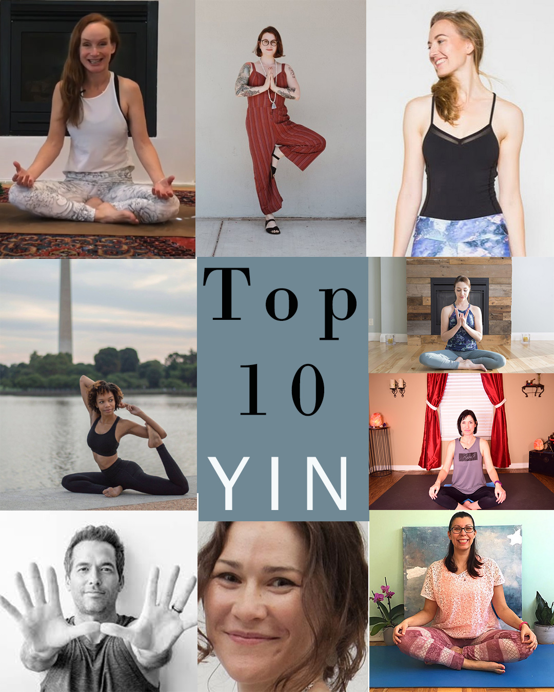 Top Yin Yoga Classes on YouTube in May 2019 | Yoga Videos